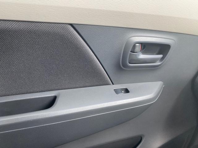 ほかの席のドアはこのような形です
