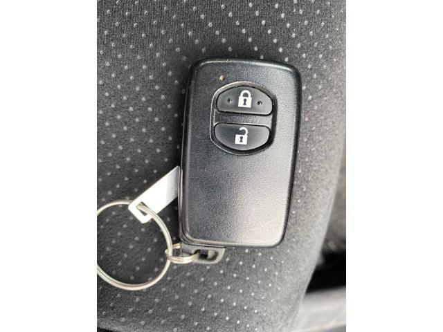 スマートキータイプなのでカバンに鍵を入れててもエンジンやロック開け閉めなどできます