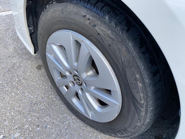 タイヤの溝などは全輪問題ありません
