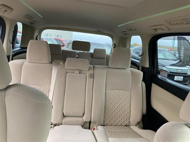 X 4WD フルセグ HDDナビ バックカメラ ETC 両側電動スライド LEDヘッドランプ 乗車定員8人 記録簿(13枚目)