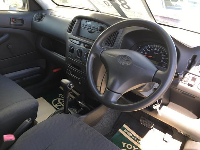 トヨタ プロボックスバン DX