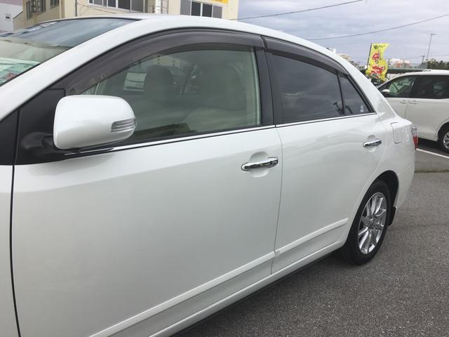 トヨタ プレミオ 2.0G スペリア