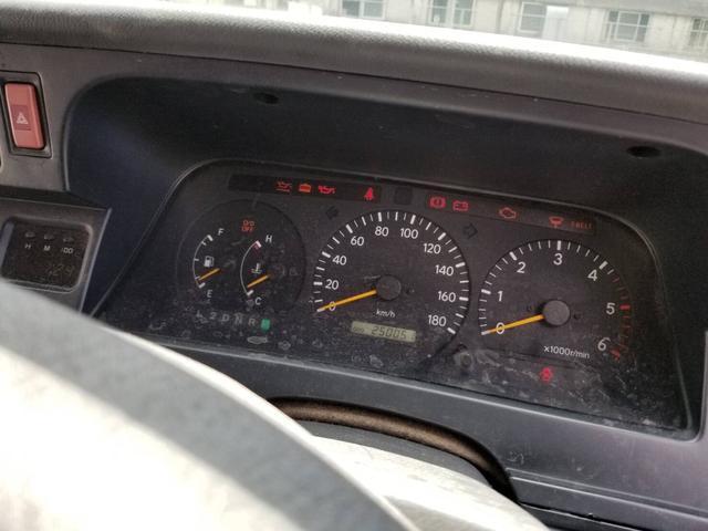 キャンピングカー 3000cc ディーゼルターボ ポップアップルーフ 社外アルミホイール 本土中古(25枚目)