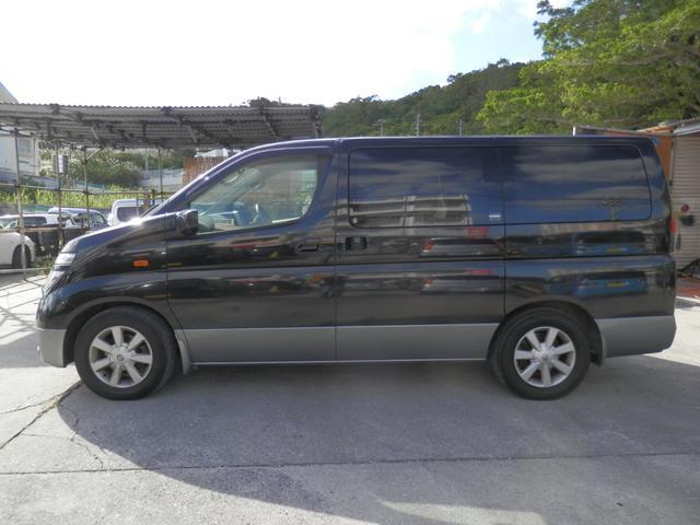「日産」「エルグランド」「ミニバン・ワンボックス」「沖縄県」の中古車5