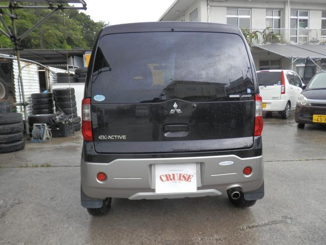 「三菱」「eKアクティブ」「コンパクトカー」「沖縄県」の中古車4