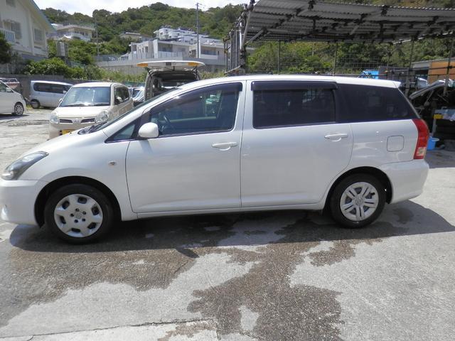 「トヨタ」「ウィッシュ」「ミニバン・ワンボックス」「沖縄県」の中古車2