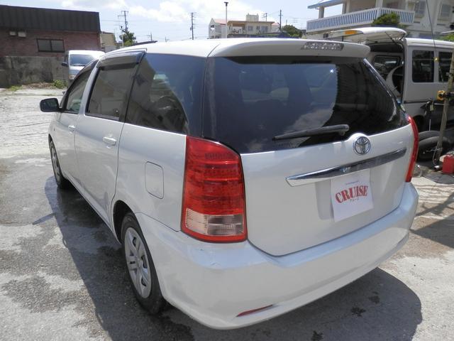「トヨタ」「ウィッシュ」「ミニバン・ワンボックス」「沖縄県」の中古車3