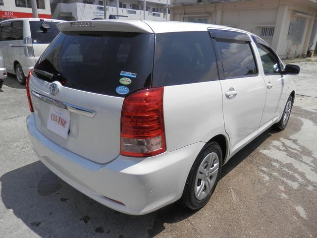 「トヨタ」「ウィッシュ」「ミニバン・ワンボックス」「沖縄県」の中古車5