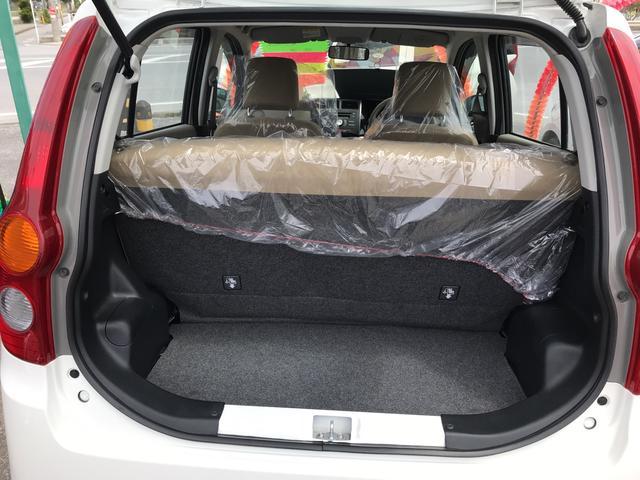 Xスペシャル 軽自動車 ホワイト AT 保証付(4枚目)