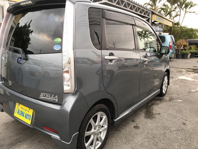 「スバル」「ステラ」「コンパクトカー」「沖縄県」の中古車8