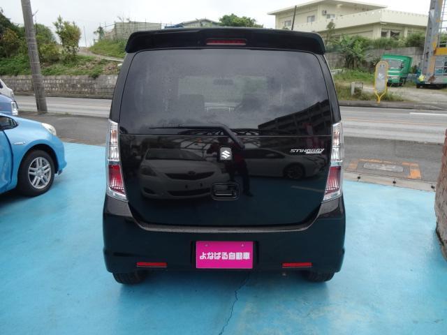 「スズキ」「ワゴンRスティングレー」「コンパクトカー」「沖縄県」の中古車7
