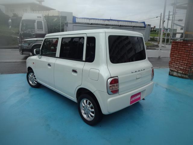 「スズキ」「アルトラパン」「軽自動車」「沖縄県」の中古車4