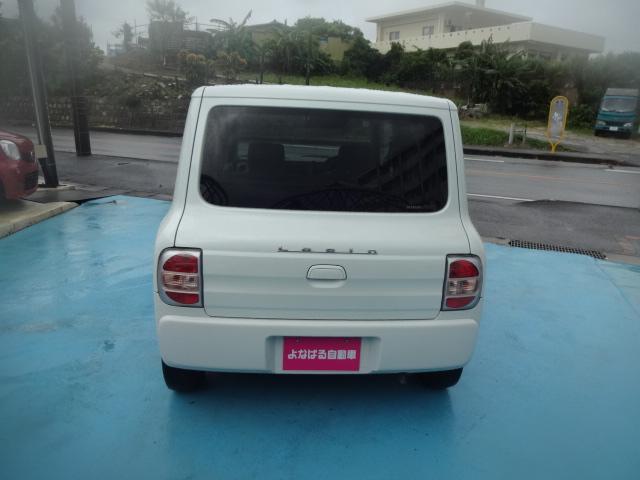 「スズキ」「アルトラパン」「軽自動車」「沖縄県」の中古車5