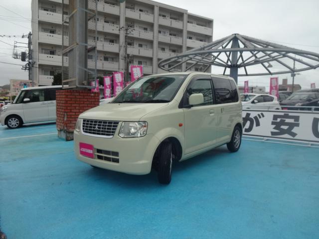 「三菱」「eKワゴン」「コンパクトカー」「沖縄県」の中古車4
