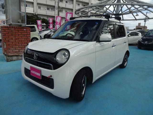 「ホンダ」「N-ONE」「コンパクトカー」「沖縄県」の中古車4
