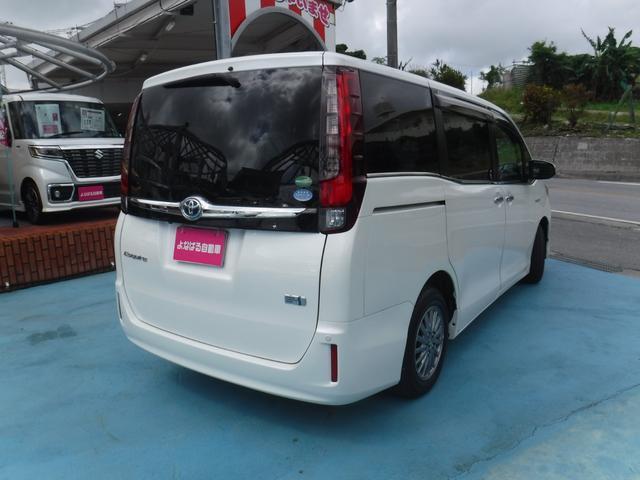 「トヨタ」「エスクァイア」「ミニバン・ワンボックス」「沖縄県」の中古車8