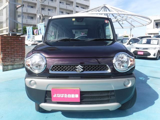 「スズキ」「ハスラー」「コンパクトカー」「沖縄県」の中古車3