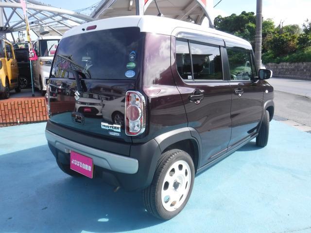 「スズキ」「ハスラー」「コンパクトカー」「沖縄県」の中古車8