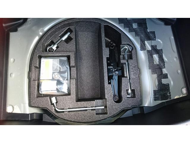 車載工具とパンク修理キットが揃っています!