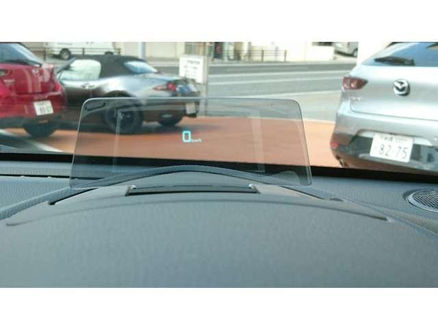 運転に欠かせない「走行情報」をドライバー正面に!運転を楽しみながら情報を逃さない「アクティブドライビングディスプレイ」