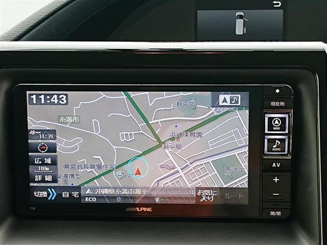ハイブリッドV フルセグ DVD再生 ミュージックプレイヤー接続可 バックカメラ ETC LEDヘッドランプ 乗車定員7人 3列シート 記録簿(5枚目)