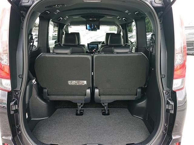 Gi ブラックテーラード 革シート ミュージックプレイヤー接続可 バックカメラ ETC 両側電動スライド LEDヘッドランプ 乗車定員7人 3列シート 記録簿(19枚目)