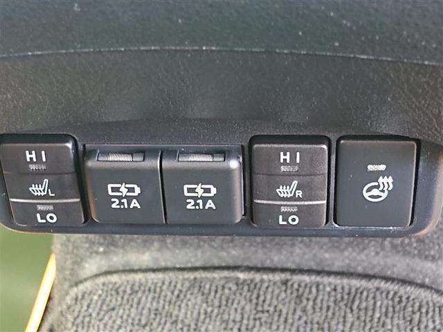 G クエロ フルセグ ミュージックプレイヤー接続可 バックカメラ 衝突被害軽減システム 両側電動スライド LEDヘッドランプ 乗車定員7人 3列シート 記録簿(12枚目)
