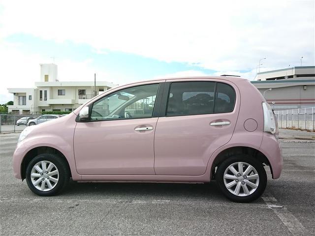 「トヨタ」「パッソ」「コンパクトカー」「沖縄県」の中古車4