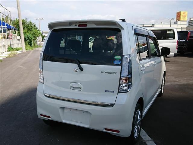 「スズキ」「ワゴンRスティングレー」「コンパクトカー」「沖縄県」の中古車9