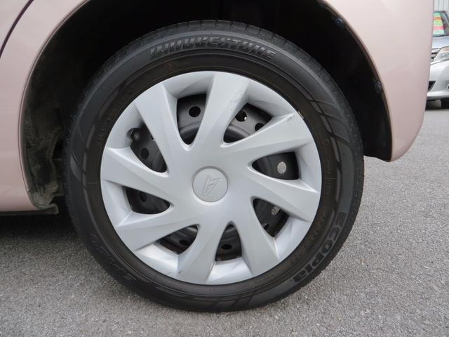 ダイハツ ムーヴ L 新品タイヤ4本付き アイドリングストップ キーレス