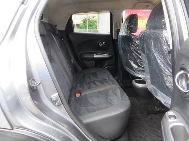 日産 ジューク 15RX 新品タイヤ4本付き HDDナビ地デジTV ETC