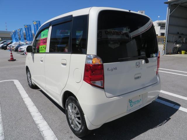 ホンダ ライフ Gスマートプラス 新品タイヤ4本アルミホイール付き ETC付