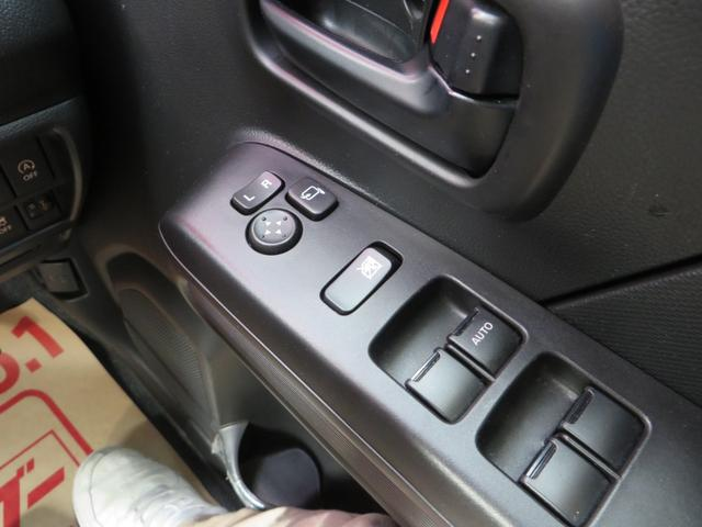 運転席ドアパネル、電動格納スイッチ、パワーウィンドウスイッチ