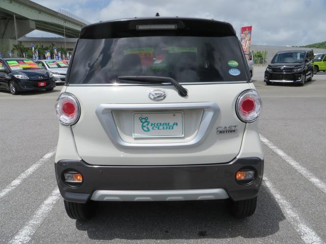 「ダイハツ」「キャスト」「コンパクトカー」「沖縄県」の中古車6
