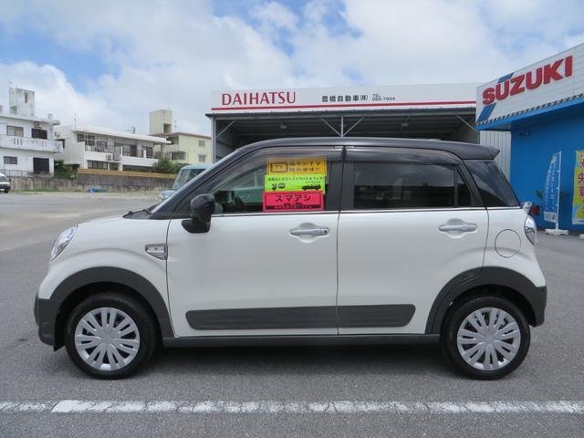 「ダイハツ」「キャスト」「コンパクトカー」「沖縄県」の中古車8
