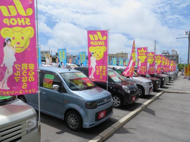 「スズキ」「スペーシアカスタム」「コンパクトカー」「沖縄県」の中古車41