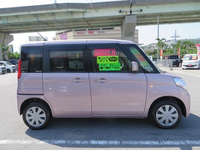 「スズキ」「スペーシア」「コンパクトカー」「沖縄県」の中古車4