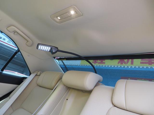 ロイヤルサルーンG レーダーブレーキサポート搭載 本革レザーパワーシート 全方位カメラモニター9インチナビTV バックカメラ(15枚目)