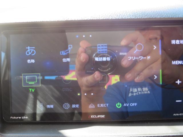 7インチワイドナビ付き!フルセグTV・CD録音・DVD・ブルートゥース通話&音楽・全方位カメラモニター搭載! ETC付き