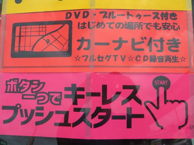ハイブリッドG 7インチワイドナビ・フルセグTV・CD録音・DVD再生・ブルートゥース通話&音楽(20枚目)