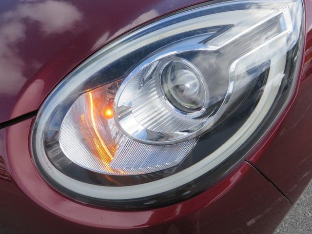 LEDヘッドライトのまわりにも、LEDチューブタイプのポジションLEDで美しい。