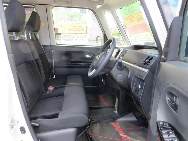 運転席ビュー、ベンチシートで広々感UP! アームレスト付き、ナビTV・バックカメラ。