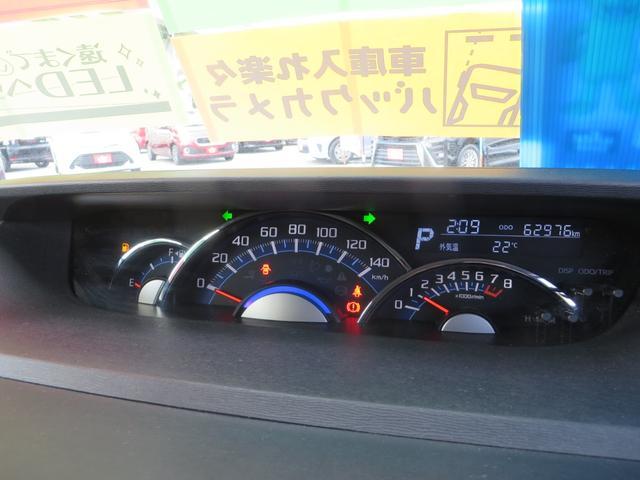 センターメーターは見慣れるとこちらの方が良い、という方が多いです、低燃費運転をアシストするエコインジゲーター付き