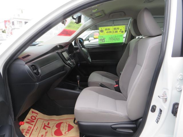 助手席より、全席抗菌・消臭クリーニング仕上げ。