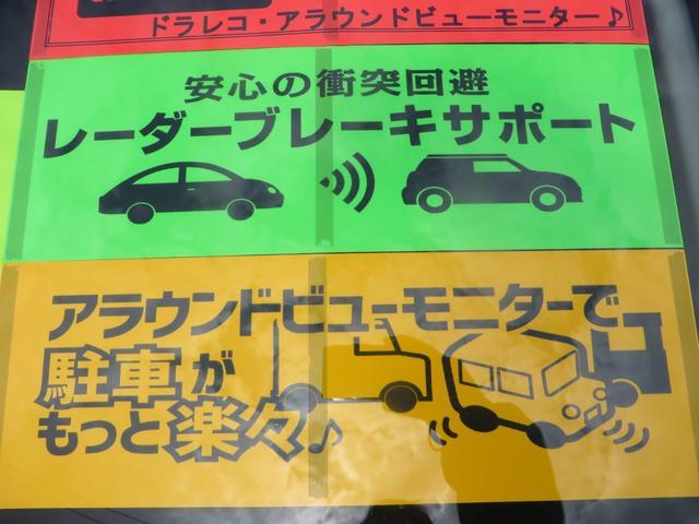 X レーダーブレーキサポート搭載 全方位アラウンドビューモニター ナビ・フルセグTV・CD・DVD・ブルートゥース(22枚目)