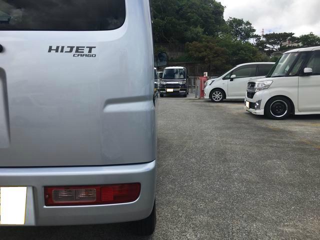 「ダイハツ」「ハイゼットカーゴ」「軽自動車」「沖縄県」の中古車23