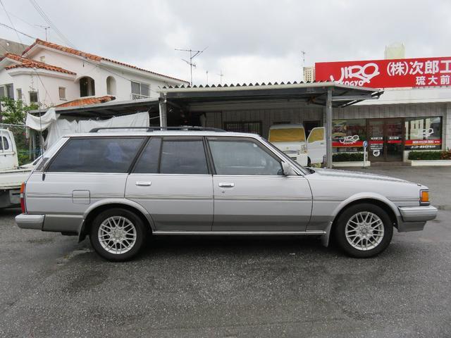 「トヨタ」「マークIIワゴン」「ステーションワゴン」「沖縄県」の中古車4