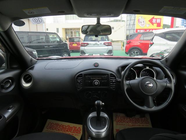 「日産」「ジューク」「SUV・クロカン」「沖縄県」の中古車12