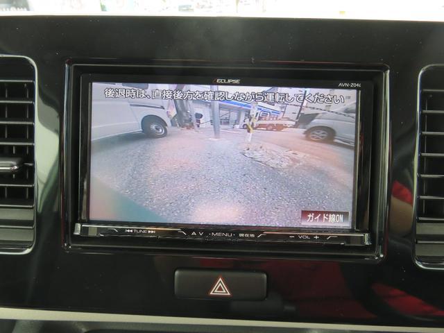 バックカメラ装着で夜の駐車場や不慣れな場所での駐車も安心して停めれます!