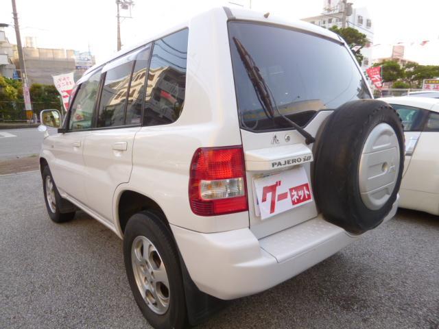 「三菱」「パジェロイオ」「SUV・クロカン」「沖縄県」の中古車2